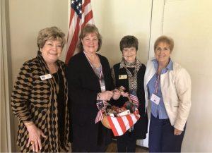 Dottie Linden, Lynn Cardwell, Gaylon Kastner and Patty Krause